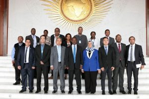 African Union Meeting 1